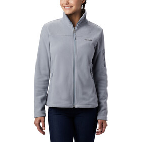 Columbia Fast Trek II Jacket Women tradewinds grey